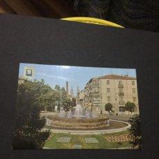 Postales: POSTAL DE LOGROÑO - PLAZA DE M.MURRIETA -BONITAS VISTAS - LA DE LA FOTO VER TODAS MIS POSTALES. Lote 240654945