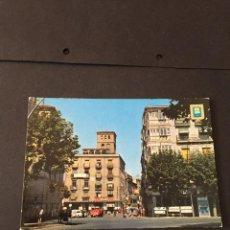 Postales: POSTAL DE LOGROÑO - PLAZA DE A. SALVADOR - BONITAS VISTAS -LA DE LA FOTO VER TODAS MIS POSTALES. Lote 241195660