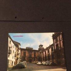 Postales: POSTAL DE LOGROÑO - PALACIO DEL GENERAL ESPARTERO - LA DE LA FOTO VER TODAS MIS POSTALES. Lote 241206005