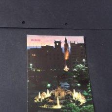 Postales: POSTAL DE LOGROÑO - FUENTE DE ESPOLON - BONITAS VISTAS - LA DE LA FOTO VER TODAS MIS POSTALES. Lote 241206570