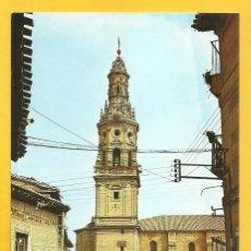 Postales: BRIONES. IGLESIA DE NUESTRA SEÑORA DE LA ASUNCIÓN. Lote 242859630