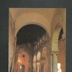 Postales: POSTAL SIN CIRCULAR - MONASTERIO DE SAN MILLAN DE SUSO - LOGROÑO - EDITA GOBIERNO DE LA RIOJA. Lote 243063465