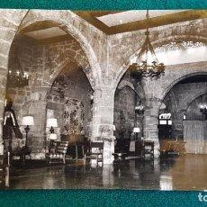 Postales: POSTAL PARADOR NACIONAL DE SANTO DOMINGO DE LA CALZADA - LOGROÑO. Lote 243218910