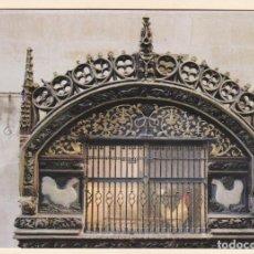 Postales: POSTAL GALLINERO. SANTO DOMINGO DE LA CALZADA. LA RIOJA. Lote 243679310