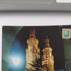 Postales: POSTAL 17. LOGROÑO. CATEDRAL SANTA MARIA DE LA REDONDA. Lote 246147475