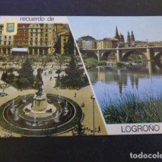 Postales: LOGROÑO. Lote 249502265