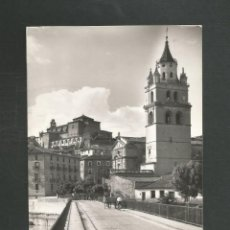 Cartes Postales: POSTAL SIN CIRCULAR CALAHORRA 1 CATEDRAL (LA RIOJA) EDITA SICILIA. Lote 252586575