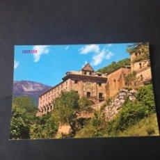 Postales: POSTAL DE LOGROÑO - MONASTERIO VALVANERA - LA DE LA FOTO VER TODAS MIS POSTALES. Lote 252748120