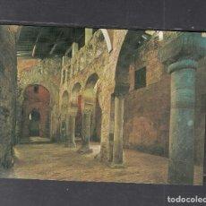 Postales: Nº 5 SAN MILLAN DE LA COGOLLA. MONASTERIO VISIGÓTICO-MOZÁRABE DE SUSO. ARCADAS. Lote 253263390