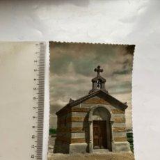 Postales: POSTAL. SANTO DOMINGO DE LA CALZADA. ERMITA DEL PUENTE. EDICIONES SICILIA.. Lote 253268645
