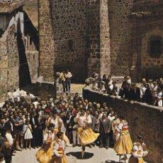 Cartes Postales: LOGROÑO, DANZANTES Y ANGULANO. ED. DOMINGUEZ. Nº 21. SIN CIRCULAR. AÑO 1967. Lote 253341085