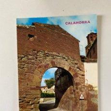 Postales: TARJETA POSTAL. CALAHORRA. 376.- ARCO DE SAN ANDRÉS. ED. PARIS - J.M. Lote 253905230