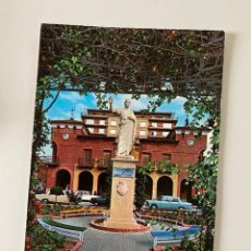 Postales: TARJETA POSTAL. CALAHORRA. Nº 6.- MONUMENTO A MARCO FABIO. QUINTILIANO. ED. SICILIO. Lote 253911910