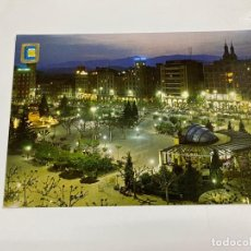 Postales: TARJETA POSTAL. LOGROÑO. Nº 4.- PASEO DEL ESPOLÓN. POSTALES ESCUDO DE ORO. Lote 254808840