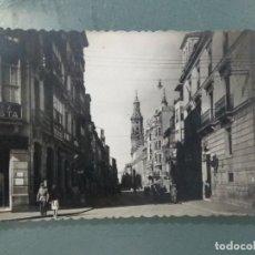 Cartes Postales: POSTAL LOGROÑO. AVENIDA DEL GENERAL MOLA.. Lote 257539890