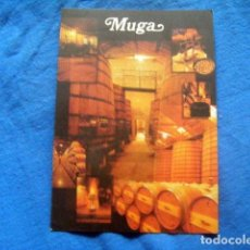 Cartes Postales: POSTAL LA RIOJA HARO BODEGAS MUGA NO CIRCULADA. Lote 258315265