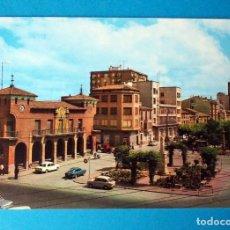 Postales: POSTAL DE CALAHORRA ( LOGROÑO): GLORIETA DE SAN ANTONIO. Lote 262310490