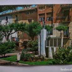 Postales: CENICERO - 4835 ESTATUA DE LA LIBERTAD - LOGROÑO. Lote 262325030