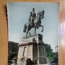 Cartes Postales: LOGROÑO. ESTATUA DEL GENERAL ESPARTERO. ED. G.GARRABELLA Nº 4. Lote 264452584