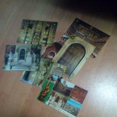 Postales: LOTE DE 7 POSTALES DISTINTAS DE NAJERA LOGROÑO LA RIOJA. Lote 267464149