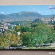 Postales: POSTAL HARO Nº 228 - VISTA PARCIAL Y HUERTA.. Lote 267688239