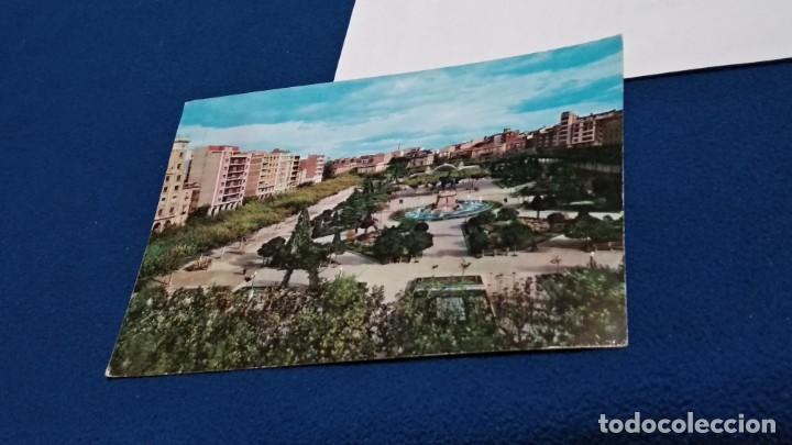 Postales: POSTAL DE LOGROÑO. VISTA PARCIAL DEL ESPOLON MODERNO. Nº 127. EDICIONES PARIS J.M. ZARAGOZA - Foto 3 - 268473124