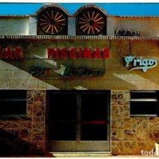 Postales: SAN ASENSIO (LOGROÑO) - PISCINAS BAR EL MOLINO - T. POSTAL 150X105MM INÉDITA EN TODOCOLECCIÓN. Lote 268730924