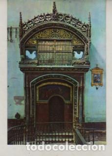 POSTAL DE SANTO DOMINGO DE LA CALZADA - CATEDRAL - Nº 5601 DE CALPEÑA (Postales - España - La Rioja Moderna (desde 1.940))
