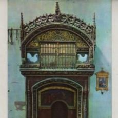 Postales: POSTAL DE SANTO DOMINGO DE LA CALZADA - CATEDRAL - Nº 5601 DE CALPEÑA. Lote 268885234