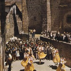Postales: Nº 21 LOGROÑO DANZANTES DE ANGULANO (SIN CIRCULAR) DOMINGUEZ MADRID. Lote 270363303