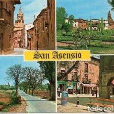 Postales: SAN ASENSIO - 3 VISTAS DIVERSAS. Lote 270522808