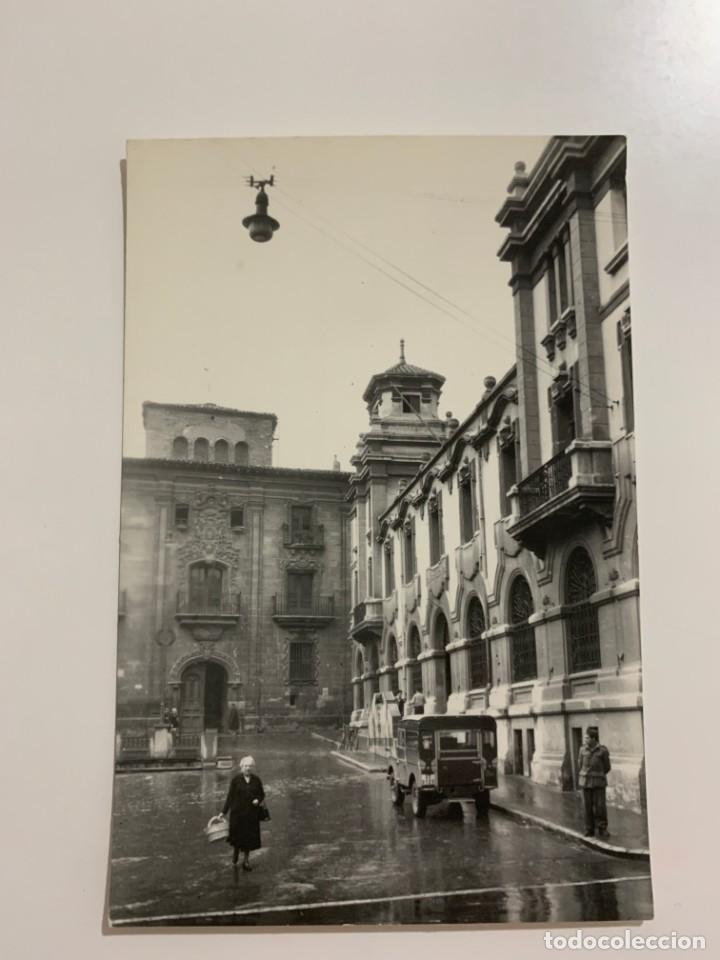 LOGROÑO - CASA GENERAL ESPARTERO Y CORREOS - Nº 41 ED. SICILIA (Postales - España - La Rioja Moderna (desde 1.940))