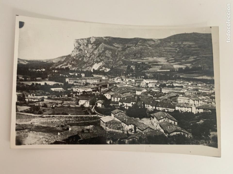EZCARAY - VISTA PARCIAL Y LA PEÑA - Nº 14 ED. SICILIA (Postales - España - La Rioja Moderna (desde 1.940))