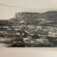 Postales: EZCARAY - VISTA PARCIAL Y LA PEÑA - Nº 14 ED. SICILIA. Lote 270678713