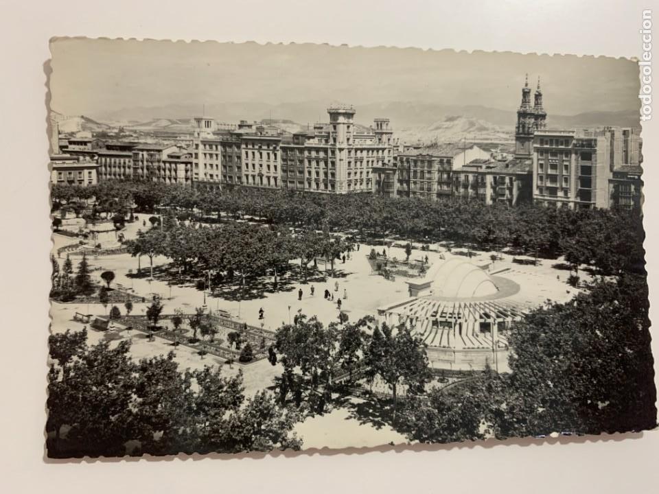 LOGROÑO - PASEO DEL ESPOLÓN - Nº 17 (Postales - España - La Rioja Moderna (desde 1.940))