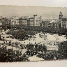 Postales: LOGROÑO - PASEO DEL ESPOLÓN - Nº 17. Lote 272458278