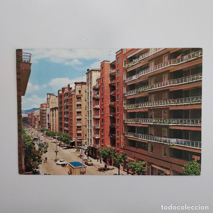 POSTAL LOGROÑO AVENIDA DEL GENERAL VARA DE REY (LA RIOJA) SIN ESCRIBIR SIN CIRCULAR (Postales - España - La Rioja Moderna (desde 1.940))