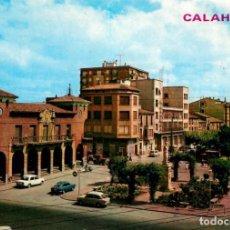 Postales: EM1083 CALAHORRA - GLORIETA DE JOSE ANTONIO 1971 - ED PARIS Nº759 - COCHES SEAT 850 SPORT. Lote 276990728