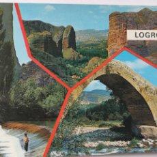 Postales: POSTAL LOGROÑO SERIE 85. Lote 277126353