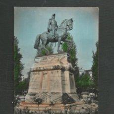Postales: POSTAL CIRCULADA LOGROÑO 37 MONUMENTO AL GENERAL ESPARTERO EDITA SICILIA. Lote 277545098