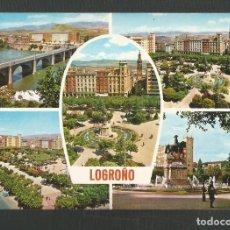 Postales: POSTAL SIN CIRCULAR LOGROÑO 309 EDITA PARIS. Lote 277546828