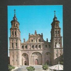 Postales: POSTAL SIN CIRCULAR ALFARO 1 (LOGROÑO) IGLESIA DE SAN MIGUEL EDITA VISTA CROM. Lote 277546858