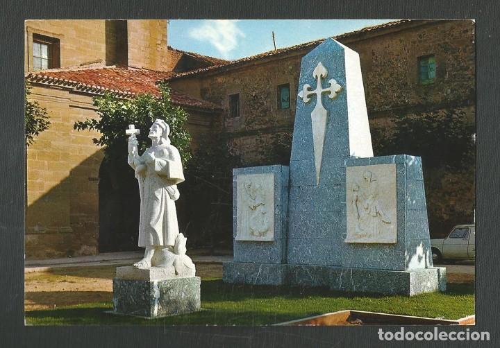 POSTAL SIN CIRCULAR SANTO DOMINGO DE LA CALZADA 5610 LOGROÑO EDITA BEASCOA (Postales - España - La Rioja Moderna (desde 1.940))
