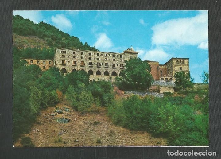 POSTAL SIN CIRCULAR MONASTERIO DE VALVANERA 7 LOGROÑO EDITA ARTEL (Postales - España - La Rioja Moderna (desde 1.940))