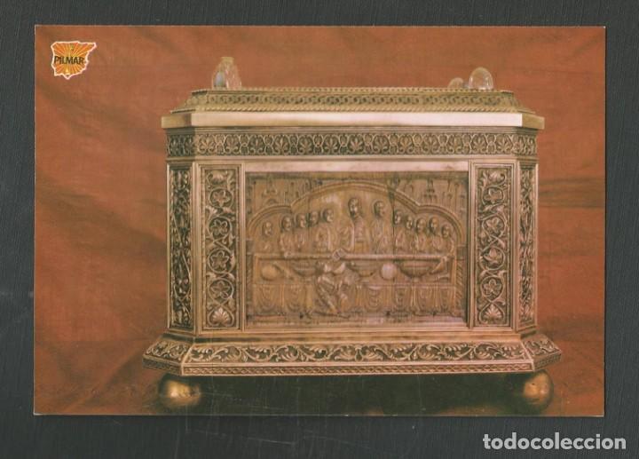 POSTAL SIN CIRCULAR SAN MILLAN DE LA COGOLLA 8 (LOGROÑO) MARFILES EDITA PILMAR (Postales - España - La Rioja Moderna (desde 1.940))