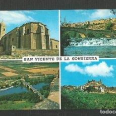 Cartes Postales: POSTAL SIN CIRCULAR SAN VICENTE DE LA SONSIERRA 2 (LOGROÑO) EDITA GARCIA GARRABELLA. Lote 277549543
