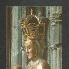 Postales: POSTAL SIN CIRCULAR VALVANERA 4 (LOGROÑO) IMAGEN DE LA VIRGEN DE VALVANERA EDITA SAN-PI. Lote 277549628