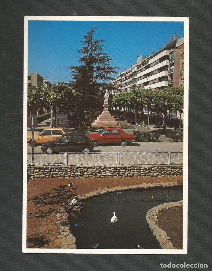 POSTAL SIN CIRCULAR CALAHORRA 22 LOGROÑO EDITA PARIS (Postales - España - La Rioja Moderna (desde 1.940))