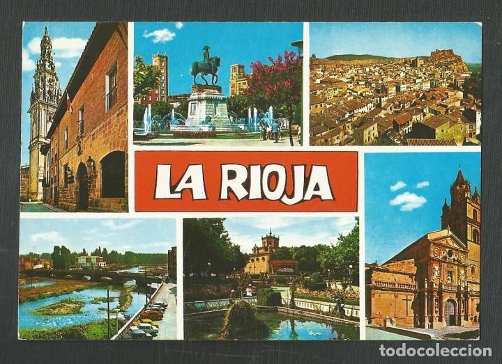 POSTAL SIN CIRCULAR LA RIOJA 7459 EDITA BEASCOA (Postales - España - La Rioja Moderna (desde 1.940))