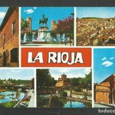 Postales: POSTAL SIN CIRCULAR LA RIOJA 7459 EDITA BEASCOA. Lote 277551848